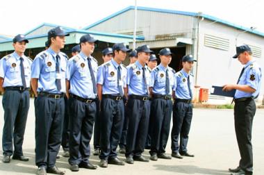 Dịch vụ bảo vệ an ninh nhà máy, xí nghiệp, cơ sở sản xuất